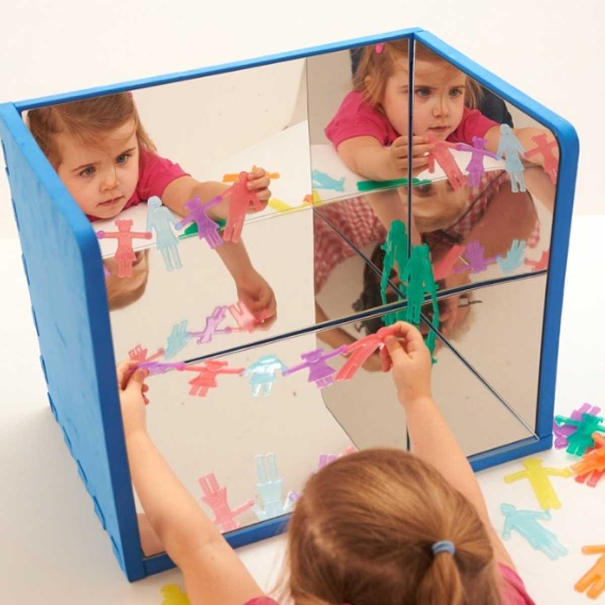 espejos niños