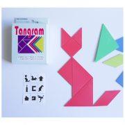 tangram plastico colores