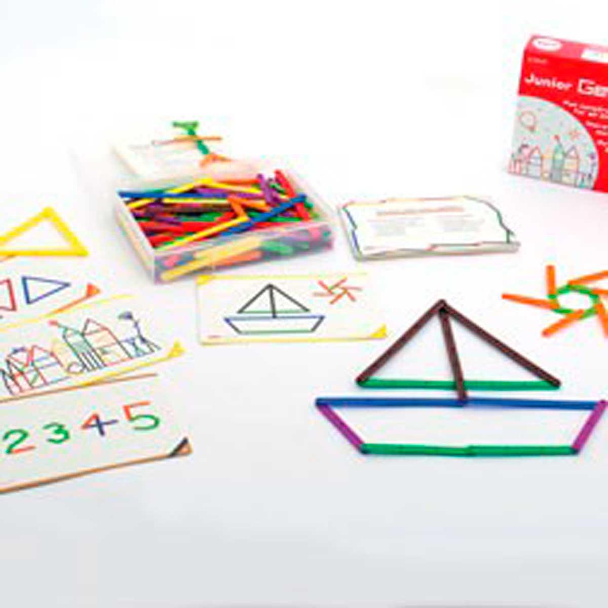 juego de geometrias