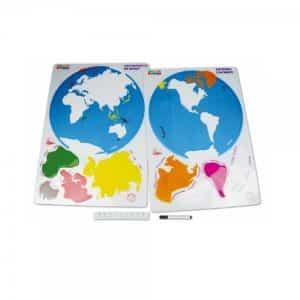 los-continentes