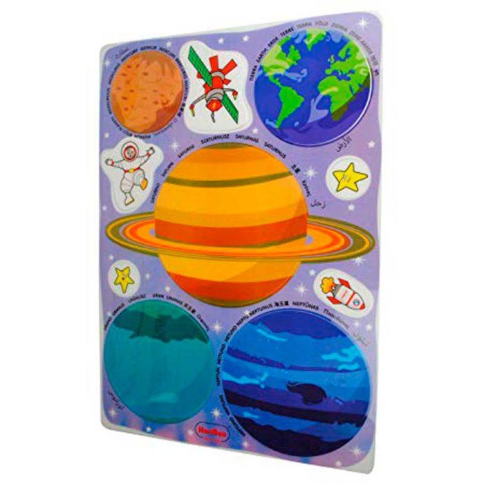 aprender los planetas