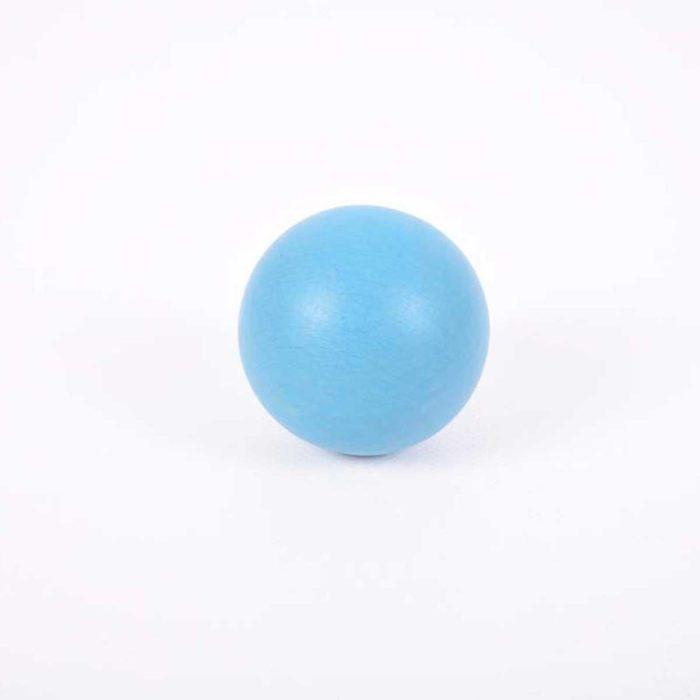 bolas de madera waldorf