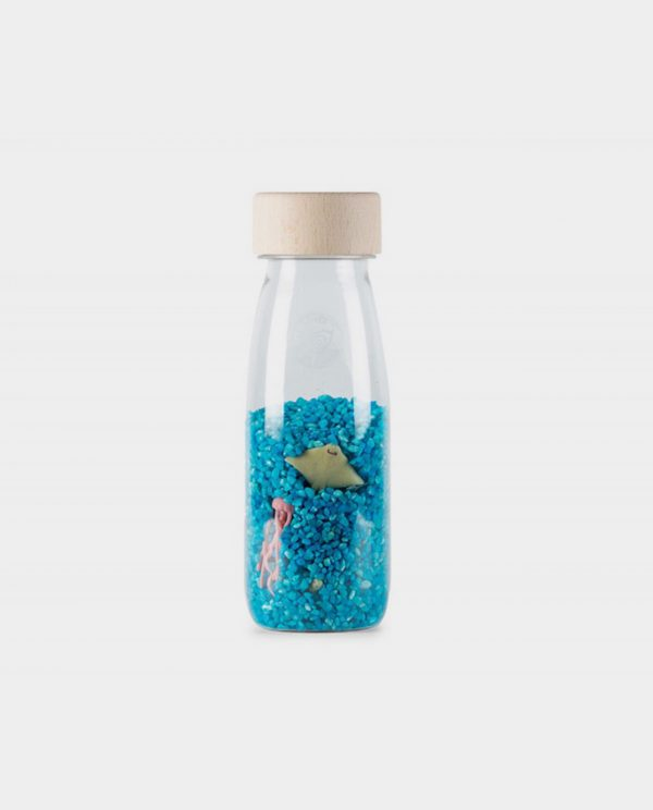Botella sensorial sea
