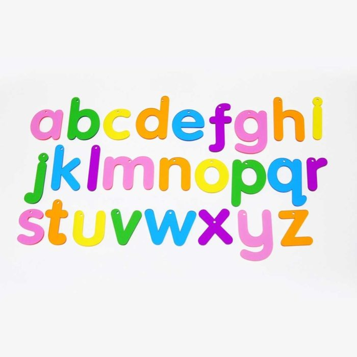 letras caja de luz