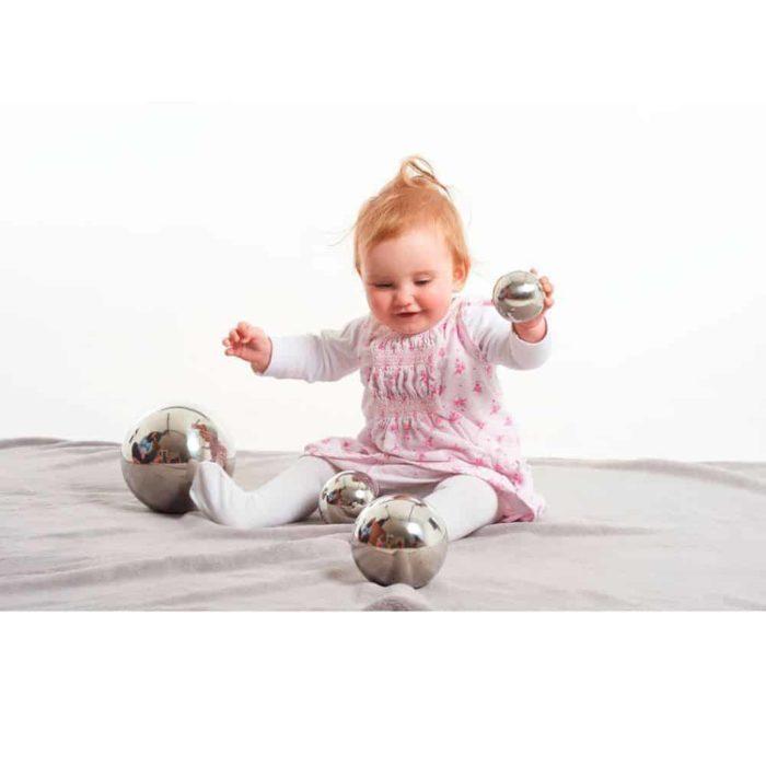 estimulacion sensorial bebes