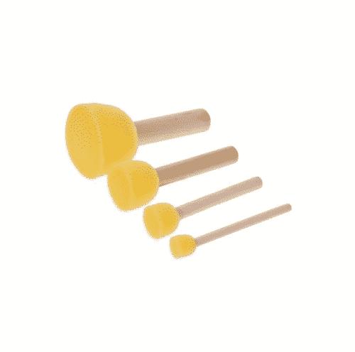 pinceles para niños